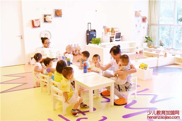 北大新世纪Crest幼儿园优德888娱乐