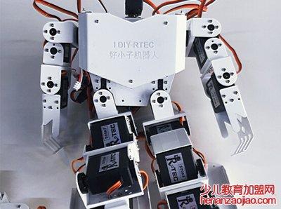 好小子机器人教育连锁优德888娱乐项目