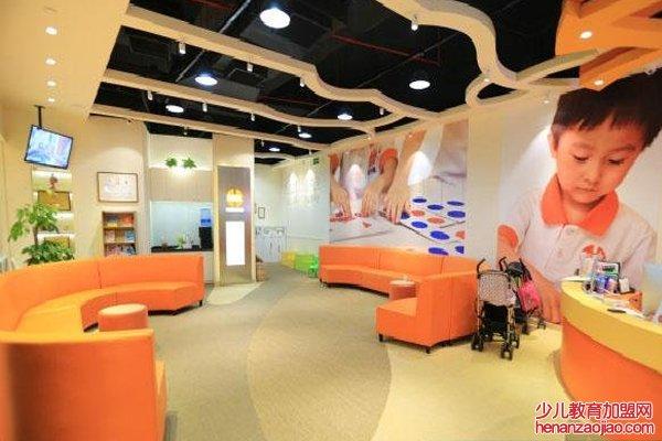 海谷龙国际早教优德888娱乐