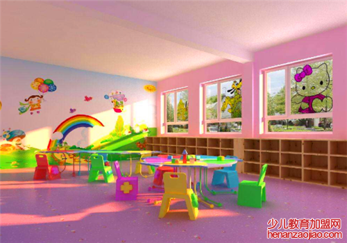 艺佳幼儿园——多元智能民办幼儿园