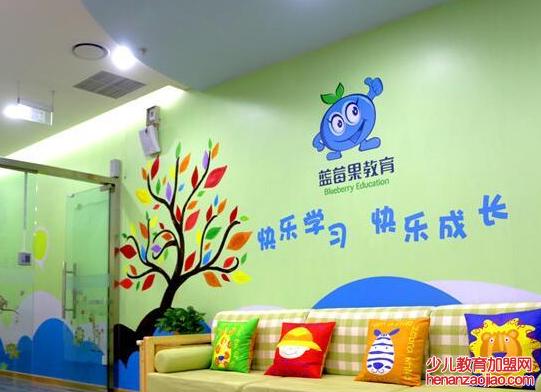 蓝莓果学前班幼儿园——为5-6岁儿童幼小衔接及5-12岁少儿英语整体解决方案提供商